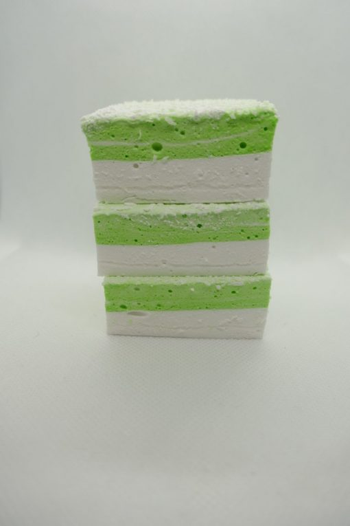 Coconut and Lime Marshmallow