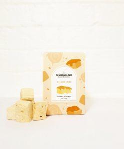Caramel Swirl Marshmallows
