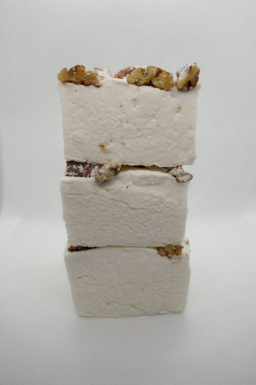 Maple and Pecan Marshmallow